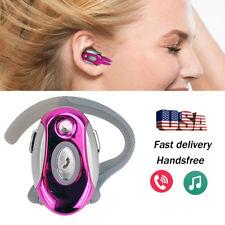 Bluetooth Headset Handsfree Wireless Earpiece for Motorola Moto Z2 Force G5 E5