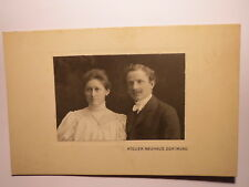 Dortmund-coppia-moglie & Mann-Portrait/KAB