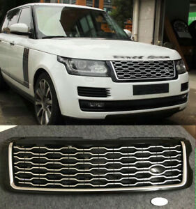 Front Bumper Grille For Land Rover Range Rover Vogue L405 Facelift 2013-2017