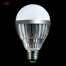 new 9W/15W/21W/36W Super Bright Dimmable E27 3W LED Globe Bulb Warm/Cool White