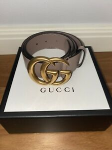 Gucci Wide Belt with Double GG