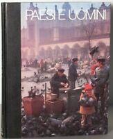 PAESI E UOMINI VOL.4 L'EUROPA CENTRORIENTALE E MERIDIONALE LAROUSSE 1987 FABBRI