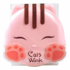 Tony Moly Cats Wink Clear Pact 11g - 2 Colours #2 Clear Beige