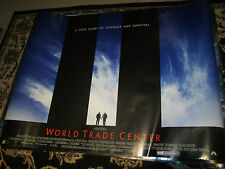 World Trade Center - 2006 - Original (D/S) UK Quad Poster
