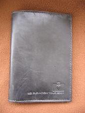 U2 PROMO 100% Leather ORIGINAL Wallet Elevation Tour 2001 NEVER USED ULTRA RARE!