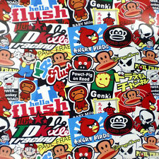 Sticker Bomb Car Wrap Vinyl Sheets Sticker Bombing 1500mm x 500mm (50cm)