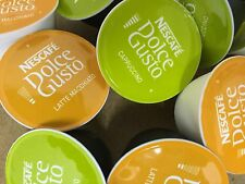 Nescafe Dolce Gusto Cappuccino & Latte Pods .32 Pods 16 Servings.