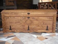 De Madera Caja De Zapato Alacena Gabinete para rack pasillo Pino almacenamiento asientos Bench (kl3)