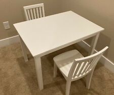 Pottery Barn Kids Table or Desk and Chairs