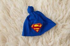 Newborn Superman Hat - photography prop
