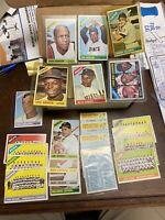 1966 Topps Baseball Starter Set W/ STARS & High #'s! **EXMT** $1,400+ BOOK! 🔥😱