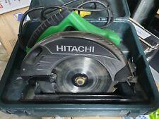 "HITACHI CIRCULAR SAW C7ST 185mm (7 1/4"") SKILL / RIP SAW WITH CASE 110v"