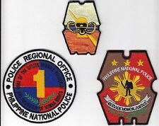 Philippines National Police PNP Region 1 SCUBA Diver Qualified Officer
