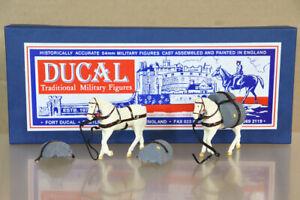 DUCAL QUARTERMASTERS & COMMISSARIAT CORP PACK HORSES SET 117oa