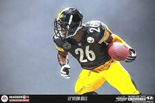 NFL Madden 19 Ultimate Team Series 2 Le'Veon Bell Action Figure