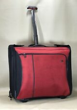 "Victorinox Werks 3.0 Red 50"" Wheeled Garmenr Bag Wardrobe Luggage 30301503"