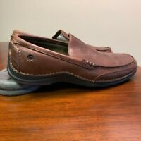 Rockport Brown Leather Loafers Men's Size 8M