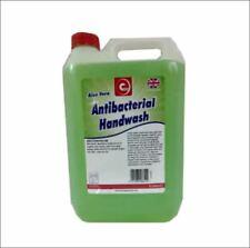 5L ANTIBACTERIAL HAND WASH HANDWASH ALOE VERA  BULK FILL DISPENSER SOAP UK MADE