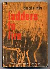 Anaïs NIN / Ladders To Fire Signed 1st Edition 1946