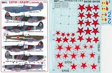AML DECALS 1/48 Spitfire Mk.Vb/Mk.IX/PR.IV 26th 57th GIAP 2nd GIAK NII-VVS (VVS)