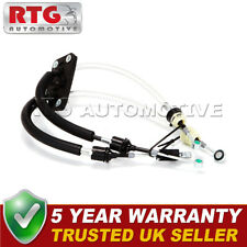 Gear Selector Linkage Cables For Peugeot Boxer Citroen Relay - 5 Year Warranty