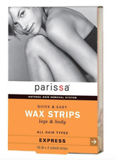Parissa Wax Strips Legs Body  16 (8 x 2) Double Sided