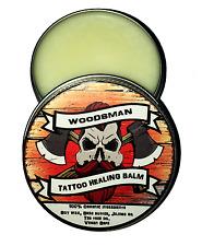Tattoo Aftercare Balm, Vegan Safe.