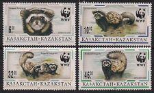 Kazakhstan Stamp - Vormela Peregusna Stamp - NH