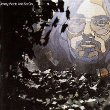 *NEW* CD Album  Jimmy Webb - And So On  (Mini LP Style Card Case)