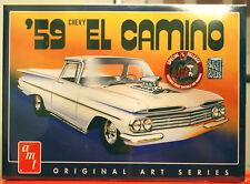 1959 Chevrolet El Camino 1:25 AMT 1058 wieder 2017