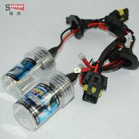 2X 35W H4-2 Hi/Lo Xenon Hid Light Bulbs Halogen Bulb DC 12V 5000k 6000k 8000k