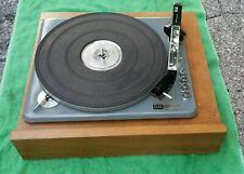 ELAC MIRACORD 10H Automatic Turntable Manual & ULRTA Rare STYLUS Pressure Guage