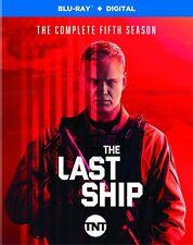 The Last Ship: Season 5 (Blu-ray)(Region Free)