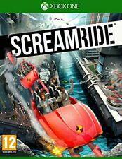 Scream Ride Xbox One XB1 Crash Simulator Brand New Region Free