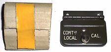 BC1306 OTAN (SCR-694) : rechange NOS trappe accès quartz étalon et calibration