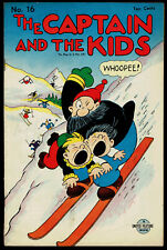 1949 Captain and the Kids #16 VG