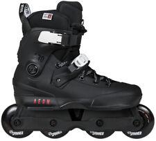 USD Aeon 80 black complete Stunt Powerblading Skates schwarz NEU