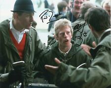 PHIL DANIELS & PHIL DAVIS - Signed 10x8 Photograph - FILM - QUADROPENIA