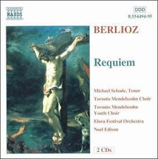 Berlioz: Requiem / Edison, Toronto Mendelssohn Choir, Schade et al, New Music