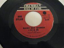 "Bob Dylan like a rolling stone - 45 Record Vinyl Album 7"""