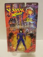 Domino Marvel Toybiz Series 6 X-Men X-Force Deadpool 1995 MOSC VTG Zazie Beetz