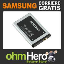 Batteria ORIGINALE SOSTITUISCE samsung AB553446BU, SGHB2100, SGH-B2100
