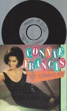 """7""""  Connie Francis – Go, Connie, Go"""