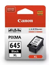 645xl black Canon Genuine Ink Cartridge