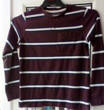Boy's long sleeved Striped Jumper age 10-11 years by Matalan