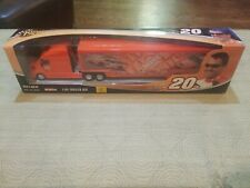 Winners Circle NASCAR Tony Stewart #20 1:64 Home Depot Tractor Trailer Rig
