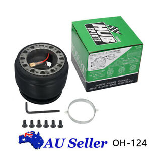 JDM Style Steering Wheel Hub Adapter Boss Kit for Honda Civic Acura Integra CRX