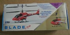 Radio Controlled E-flight Blade CX2 Helicopter, good condition-- boxed.