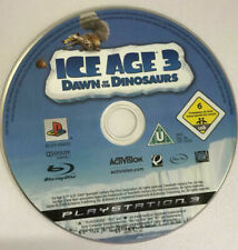 Sony PlayStation 3 ps3 juego Ice Age 3 sólo CD