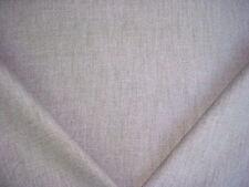James Dunlop / Mokum 661 in Smoke Blue Strie Linen Drapery Upholstery Fabric